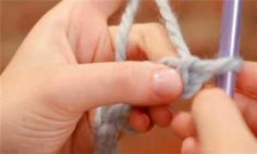 Single Crochet Stitch - Learn the shortest of all the crochet stitches (and the easiest!).
