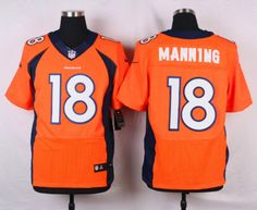 Nike Broncos Von Miller Orange Team Color Men's Stitched NFL New Elite Jersey And Taco Charlton 97 jersey Nike Elites, Terrell Davis, Terrell Suggs, Demaryius Thomas, Jersey Nike, John Elway, Nfl Denver Broncos, Jersey Outfit, Football Outfits