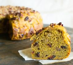 Yeasted Pumpkin Bread with Cranberries, Pecans and Browned Butter | East of Eden Cooking