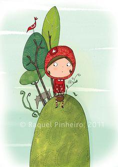 Raquel Pinheiro · Ilustrações Livros