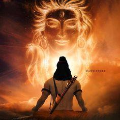 Lord Vishnu incarnated as Sri Rama in the Treta Yuga. During his life in the jungle, Ravan, the Asura King who ruled Lanka kidnapped Sita-… Shiva Tandav, Rudra Shiva, Angry Lord Shiva, Rama Lord, Lord Rama Images, Lord Shiva Family, Lord Vishnu Wallpapers, Lord Shiva Painting, Lord Mahadev