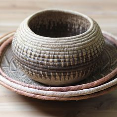 (33) Fab.com | African Baskets Set Of 4