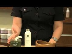 How to Remove Makeup & Unclog Pores With Gommage | Eminence Organic Skin Care - YouTube