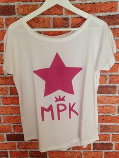"Camiseta "" estrella"" de Mypersonalkingdom ( MPK)"
