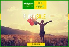 Europcar's Valentine's Flash Sale Is On! Sustainable Environment, Cars For Sale, Motors, Racing, France, Running, Cars For Sell, Auto Racing, Motorbikes