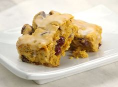 Sweet Potato Biscuit Bars: creating lovely layers and fulfilling friendships | King Arthur Flour – Baking Banter--This looks like a good Thanksgiving weekend treat. Yum.
