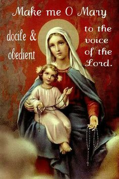 Blessed Mother with Holy Christ Child