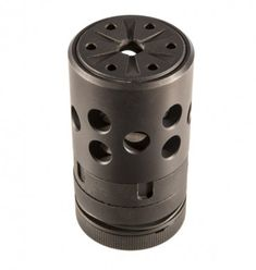 SilencerCo just released their new MAAD Muzzle Brake, it's 50-state legal and accepts all of SilencerCo's Saker accessories. It's available in 5.56/.223 (1/2×28) as well as 7.62 (5/8×24). The kit includes four parts: a MAAD Brake, MAAD Mount, Flat Front Cap, and a SilencerCo muzzle device (either their Trifecta Flash Hider or Trifecta Muzzle Brake).