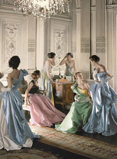 Study up on Charles James before Monday's Met Gala.