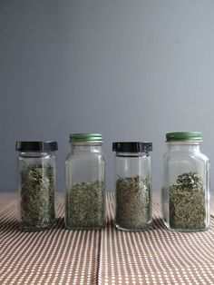diy kitchen series: drying herbs