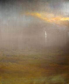 Adrift - Maurice Sapiro. I am loving Sapiro's art!