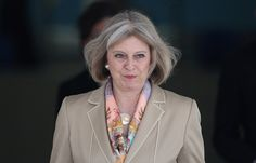 Theresa May Photos - Home Secretary Theresa May Arrives To Speak At The Stonewall Workplace Conference - Zimbio