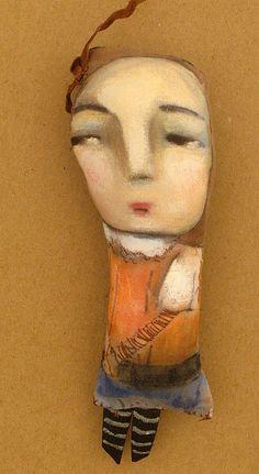 Doll jmchodesigns via flickr