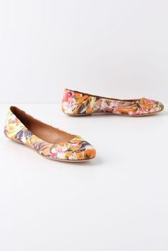 ballet flats are a staple for me, I have maybe ten pair...but not these!