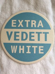 Vedett White Belgium