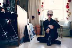 The Stories — Chapter 4 — An Eye for Beauty: At Home with Linda Rodin — THE LINE