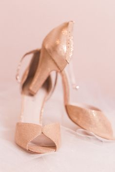 Rose gold shoes for the bridesmaids :) Photography by Josiah & Steph at JosiahAndSteph.com. For wedding videography and booking, find us at emproductionsllc.com #Wedding #PhiladelphiaWedding #UniqueWedding #WeddingColors #WeddingShoes #WeddingDesign #WeddingFashion #Bride #BrideFashion
