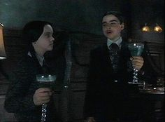 Wednesday Costume, Addams Family Wednesday, Addams Family Values, Adams Family, Two Movies, Christina Ricci, Having A Crush, Relationship Goals, Spirit
