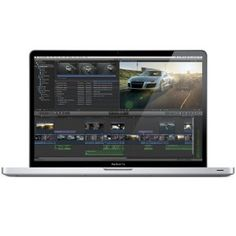 Now, if I could only afford this...    Apple MacBook Pro MD311LL/A 17-Inch Laptop     $2226.95 might be a little too rich for my blood, but wow...this thing would be incredible.