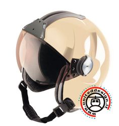Helicopter helmet MSA LH 250 http://www.uniteddesign.it