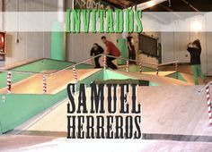 Picnic Skatepark - Invitados con Samuel Herreros