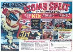12 Nuclear Toys from the Dawn of the Atomic Age