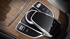 Touchpad - Mercedes-Benz Deutschland