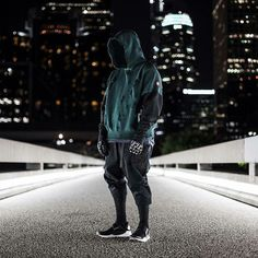 C.E a.k.a CAVEMPT for Techwear Urban Ninja.
