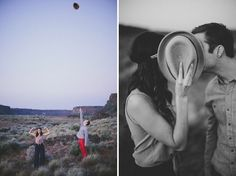 Seriously, these photos, ahh! | Adventurous Engagement Shoot