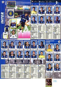 #INTER Campione d'Italia 2005-06 #figurine #calciatori #panini #collezionismo Milan, Baseball Cards, Sports, Magic, Album, T Shirts, Italia, Colombia, Football Soccer