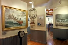A peep inside Nantucket's history #EganMaritime #ShipwreckMuseum #Nantucket https://www.eganmaritime.org/shipwreck-lifesaving-museum/exhibitions/