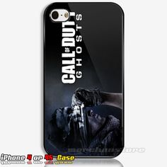 Call Of Duty Ghosts iPhone 4 or 4S Case