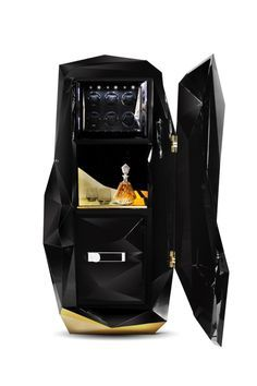 Diamond Safe Box by Boca do Lobo. Luxury safes, exclusive design, luxury goods, luxury life. For more luxury news check out: http://luxurysafes.me/blog/