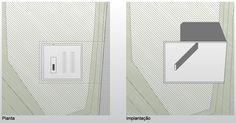 A varanda da residência TCJ é generosa. Seu piso é composto por um deck de cumaru, que se estende até os limites do terreno, onde a casa ladeia uma faixa de mata preservada com pinheiros e araucárias, típica da região montanhosa de Campos do Jordão (SP). No lugar do guarda-corpo, foi feito longo banco de madeira, com encosto em cabos de aço. O projeto é assinado pelo arquiteto André Becker