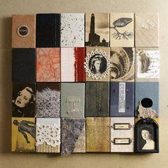 matchbox art by Paperiaarre