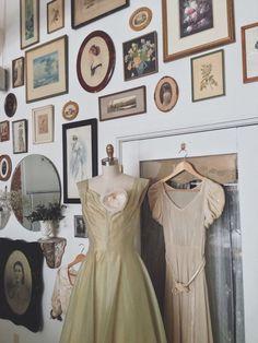 ann arbor, mi, vintage clothing | At Dear Golden Vintage | Ann Arbor, Michigan