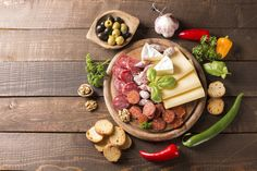 appetizer by peterzsuzsa on Creative Market