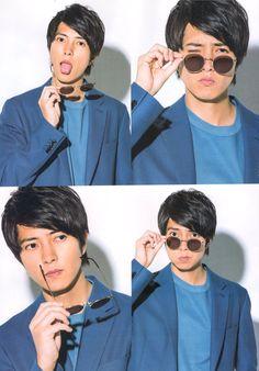 Japanese Men, Guy Names, Asian Boys, My Boys, Handsome, Actors, Celebrities, Hair, Instagram