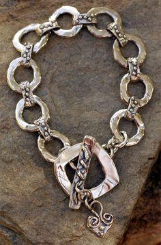 Organic Symmetrical Bracelet