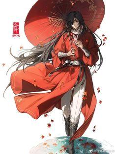 Hanfu, Handsome Boys, Manga Art, Aesthetic Anime, Attack On Titan, Webtoon, Manhwa, Chibi, Cool Art
