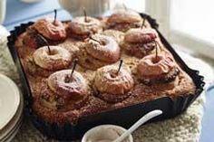 Rezept Bratapfelkuchen