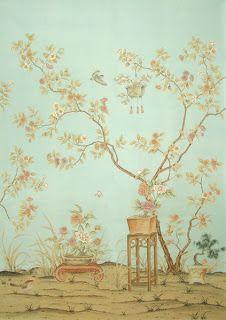 Art Patterns Inspiration: Chinoiserie Patterns