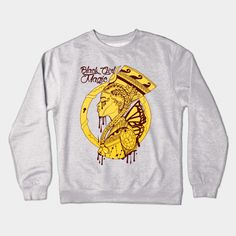 Shop Canary Yellow - Goddess Of Egypt Black Girl Magic black girl magic crewneck sweatshirts designed by kenallouis as well as other black girl magic merchandise at TeePublic. Graphic Tees, Graphic Sweatshirt, T Shirt, Afrocentric Clothing, Black Girl Magic, Crew Neck Sweatshirt, Egypt, Yellow, Sweatshirts