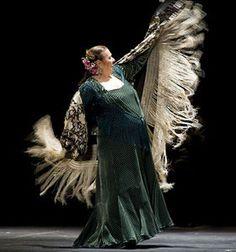 Matilde Coral feliz por el reconocimiento absoluto que el mundo del flamenco tiene ahora mismo en España