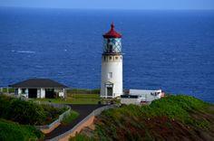 kiluea lighthouse. kauaii Kilauea Lighthouse, Exclusive Homes, Kauai Hawaii, Travel Memories, Northern California, Bay Area, Places Ive Been, Restoration, Places To Visit