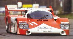 wolf | Porsche 956 1983 Monza 1000 Kilometres Porsche 956 #104