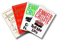<3 jennifer crusie books. I think I've read all of hers. She's ones of my favourites.