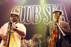 The Skatalites@CLUB SKA