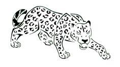 Jaguar Tattoo - Large spots by FemaleWarrior on DeviantArt