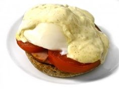 Skinny Eggs Benedict...You bet with this skinny, beyond delicious recipe!!! Each serving has 204 calories, 9 grams of fat and 5 Weight Watchers POINTS PLUS. http://www.skinnykitchen.com/recipes/skinny-eggs-benedict%E2%80%A8%E2%80%A8/